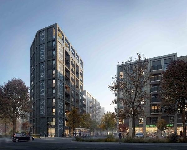 Reading housing scheme